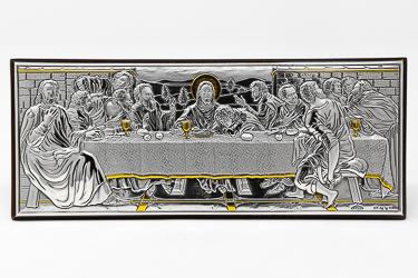 Last Supper Picture Ornament.