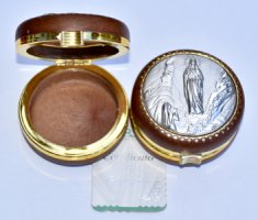 Apparitions Rosary Box.