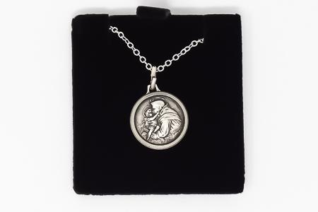 St. Anthony Medal pendant