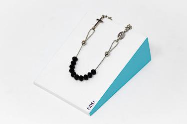 Fidei Single Decade Bracelet.