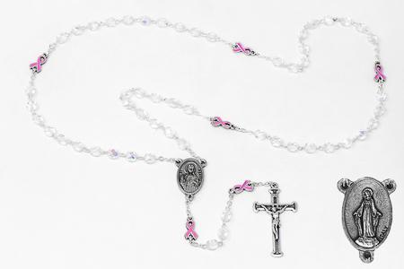 St. Agatha Beast Cancer Rosary.