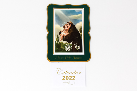 St. Anthony - Calendar 2022