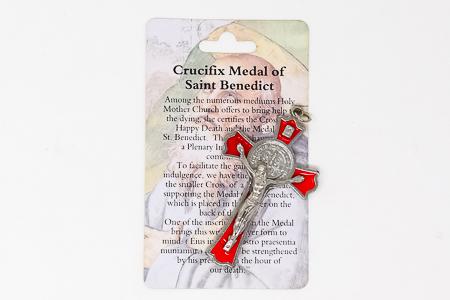 St.Benedict Crucifix.