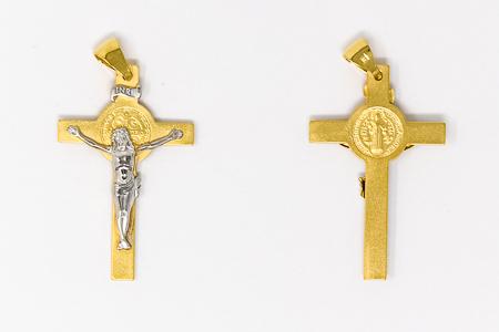 Crucifix Pendant,