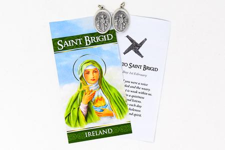 Brigid prayer saint The 15