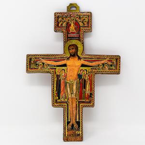 St. Francis Wall Cross.