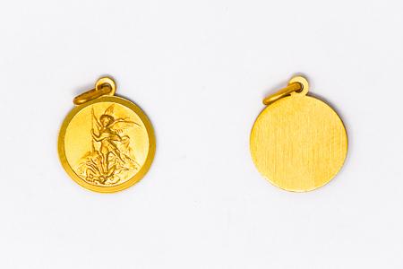 St. Michael the Archangel Pendant / Medal