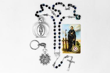 St. Peregrine Gift Set.