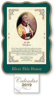 St. Pio - Calendar 2019