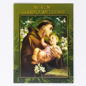 Saint Anthony Novena Booklet.