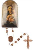 Saint Anthony Plastic Rosary.