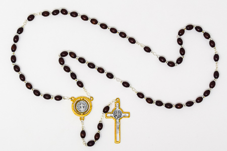 St Benedict Italian Rosary.