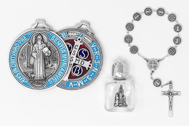 St Benedict Catholic Gift Set.