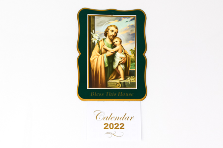 St Joseph - Calendar 2022