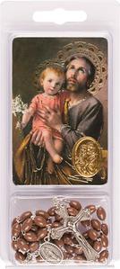 St Joseph Rosary Beads