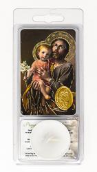 Saint Joseph Votive Candle.