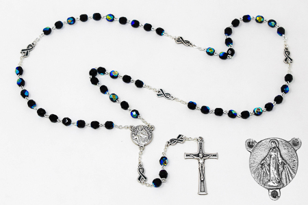 St Peregrine Cancer Rosary.