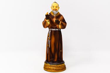 St Pio Statue.