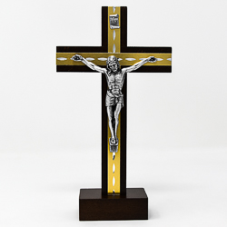 Free Standing Crucifix.