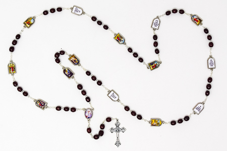 Station of the Cross Rosary.
