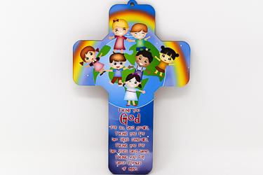 Thank You World Wall Cross.