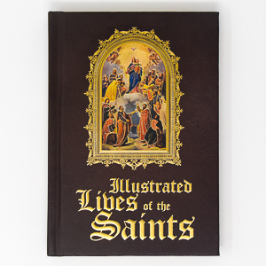 The Book of Saints.