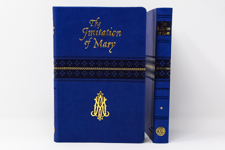 The Imitation of Mary Book.