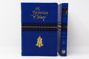 The Imitation of Mary Book.