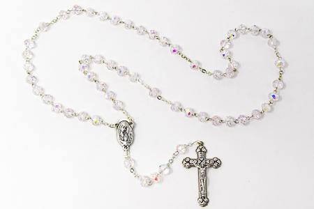 Virgin Mary Rosary.