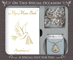 Souvenir of Confirmation - Gift Set for a Girl.
