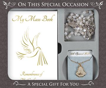 Souvenir of Confirmation - Gift Set for a Girl.