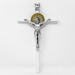 White Luminous Crucifix.