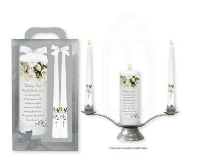 Wedding Candles.