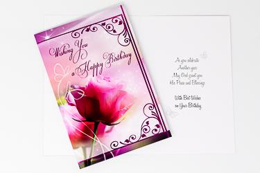 Card Birthday.