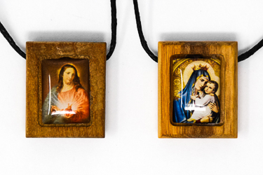 Scapular Necklace.