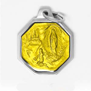 Yellow Apparition Pendant.