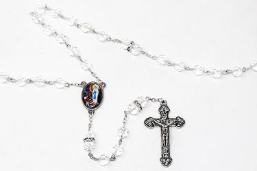 Swarovski Crystal Rosary Beads.