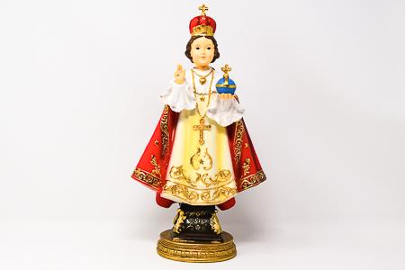 Child of Prague Statue