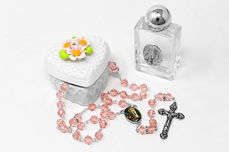 Rosary Box Gift Set.