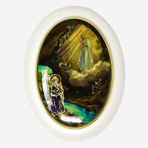 Apparition Rosary Box