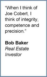Joseph M Cobert Real Estate Law - Guest Book