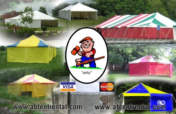 A and B tent rental - tent sales has been locally owned and
