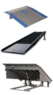 Dock Levelers Ramps and Plates Picture