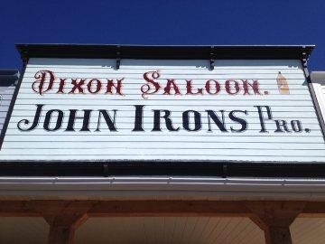 John Iron's Dixon Saloon