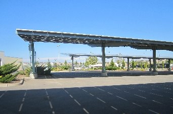 Whitney High School, Rocklin Solar Project