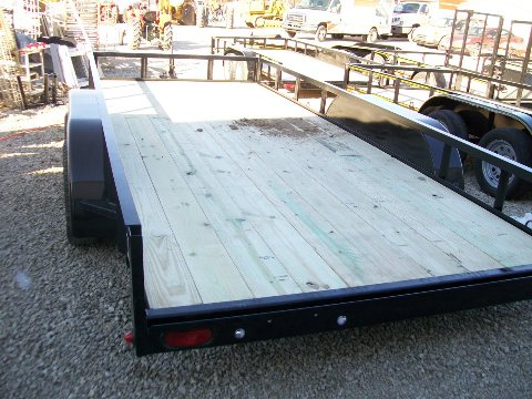 New 2020 Heartland 18' ft. Flatbed Trailer