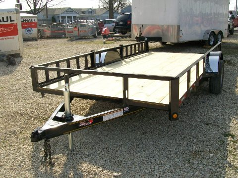 New 2020 Quad Runner 6 1/ 2 X 14 with Ramp