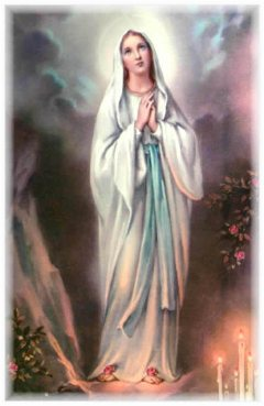 lourdes prayer request prayer to the blessed virgin mary