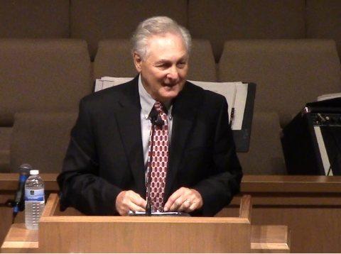 Pastor Emeritus, Larry Lunsford
