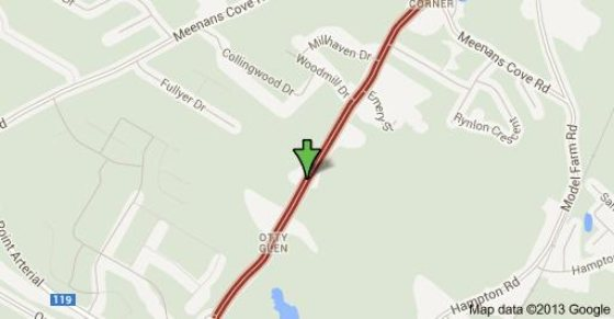 Large One Acre Lots located off the Chamberlain Road in Quispamsis.